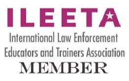 International Law Enforcement Educators and Trainers Association MEMBER